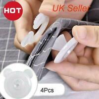 4Pcs Bed Duvet Covers Sheet Holder Clip Clamp Fastener Cover Quilt Gripper A9D7