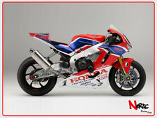 KIT CARENA ABS FAIRING KIT HONDA CBR 1000RR 2017 VARIE GRAFICHE ENDURANCE SUZUKA