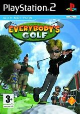 Everybody's Golf-Playstation 2 (PS2) - UK/PAL