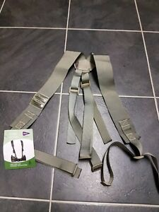 British Army Mtp Battle Belt Yoke Harness