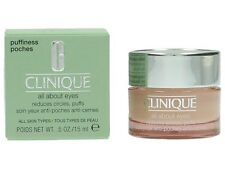 Clinique All Skin Types Not Tinted Eye Treatments & Masks