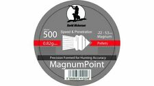 David Nickerson Magnum point 0.22 Pellets Tin of 500