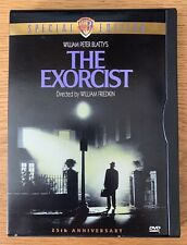 The Exorcist (DVD 1998, 25th Anniversary Special Edition) Region 1 - Free UK P&P