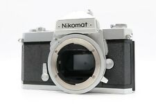 <Near Mint> Nikon Slr Ftn Silver Body Only 35mm Film camera from Japan #18062