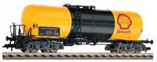 HO Scale Wagon  - Tank Wagon - Shell