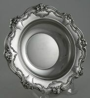"Sterling Gorham CHANTILLY 797 bowl - 12 5/8"" diameter"