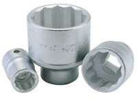 "DRAPER 1.5/8"" 3/4"" Square Drive Elora Bi-Hexagon Socket - 00575"
