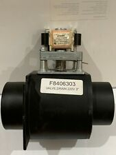"""New Washer Valve, Drain 220V 3"""", 50/60Hz for Speed Queen P/N: F8406303 [Ih]"""