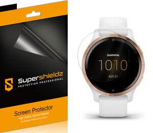 3X Supershieldz Clear Full Coverage Screen Protector for Garmin Venu 2S