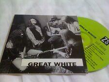 GREAT WHITE / sail away /USA LTD PROMO CD