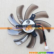 95mm PLD10010S12H 3Pin Fan F Gigabyte GeForce GTX 660 600 7750 TI Graphics Card