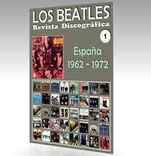 Los Beatles - Revista Discográfica - Nº 1 - España (1962 - 1972) - A Todo Color