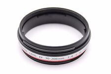 Canon EF 70-200mm f/4L IS USM Front 2 Filter Ring Assembly Replacement Part