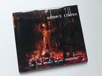 Edison's Children - The Final Breath Before November - CD - Marillion LP NEW