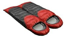 CARIBEE GENESIS DUO 2x JOINABLE SLEEPING BAG +5 DEGREES