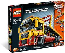 Lego Technic Flatbed Truck 8109 - New / Sealed