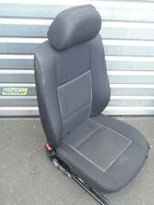 Sitz VL BMW 3er E46 Limousine Stoff Fahrersitz Seat manuell