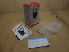 BOX and Complete Guides Cable ONLY for Canon Speedlite 430EX II Speed Light