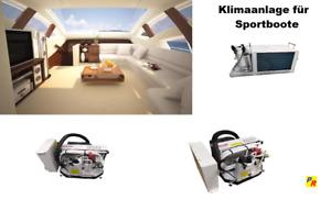 Marine Klimaanlage, für Boot, Schiff, Heizen und Kühlen, 12000 BTU