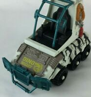 Chap Mei Dino Valley Jeep Vehicle For Action Figures Rare Single Driver Vehicle