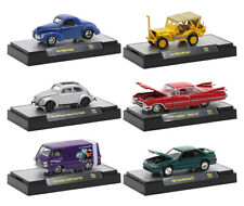 M2 Machines 1:64 Auto Thentic 66: Willys, VW, Cadillac, Ford Dodge Pick & choose