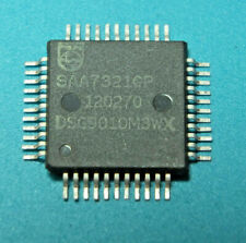 PHILIPS SAA7321GP 1-bit DAC Chip for Classic CD Players CD605,CDI910,LHH-300 etc