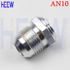 AN-10 10AN Male AN10 Car Performance Fitting Adapter Weld Bung Nitrous SILVER