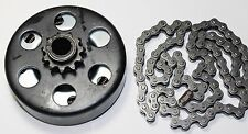 MOTOVOX MBX10 79CC MINI BIKE NEW CLUTCH AND CHAIN ASSEMBLY MBX-10. USA FAST SHIP