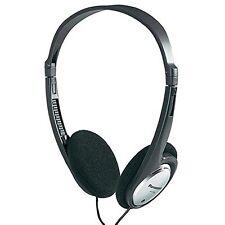 Panasonic RPHT030ES Monitor Headphones Silver Hi-Fi Monitor Headphones 3m cord