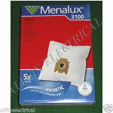 Miele Duraflow High Filtration Synthetic Vacuum Cleaner Bags - Part No. 3100