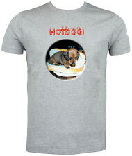 Dachshund Puppy, HOT DOG T shirt - Choice of size & colours!