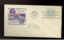 1937 USA Virginia Dare First Day Cover FDC # 796