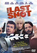 The Last Shot (Dvd) Comedy Romance Matthew Broderick Alec Baldwin Toni Collette