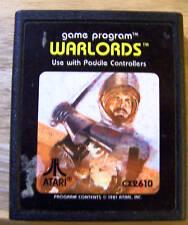 Vintage ATARI 2600 Game - WARLORDS - CX2610