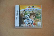 Jeu Nintendo DS : Ma pension d'animaux   - DSi DS XL 3DS  /  VF / COmplet