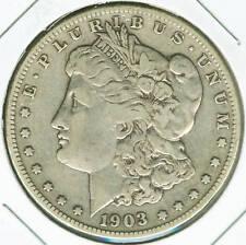 1903 S Morgan Silver Dollar - Choice VF