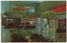 Fountains & Poola at The Mall, Horseheads, New York 1960's