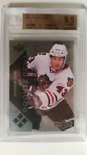 2011-12 Black Diamond Brandon Saad #240 Quad Diamond RC BGS 9.5 GEM MINT