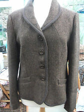 Joules Button Tweed Coats & Jackets Blazer for Women