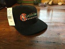 Retro Grizzlies NBA Champion Snap Back Hat Black