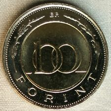 **NEW**UNGARN / HUNGARY_100 Forint 2020_Bi-Metall_new composition_unc_lose