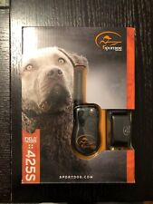 SPORTDOG  Stubborn FieldTrainer Remote Dog Training System  SD-425S Collar