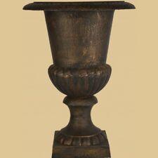 Amphore klassischer Stil - 54 cm Gusseisen-antik bronze