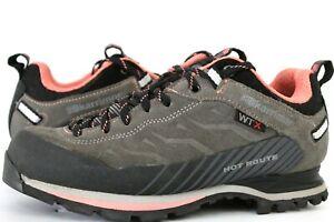 Karrimor Hot Route Womens Waterproof Walking Shoes, Womens Boots UK Size 4