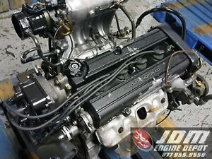 97 98 HONDA CRV 2.0L DOHC OBD2 ENGINE B20B3 EQUIVALENT JDM B20B