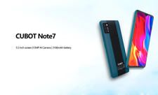 Cubot Note 7 Smartphone 2GB+16GB 13MP Triple Rear Camera Android 10 Cell Phone