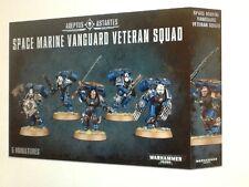 Warhammer 40K Vanguard Veteran Squad Box New Sealed