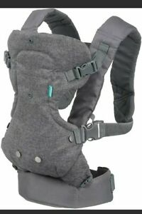 Infantino Flip Advanced Baby Infant Toddler Carrier Sling 4 in 1  Convertible