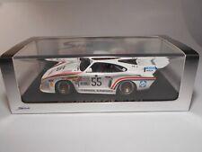 Spark (S1929) - 1/43 - Porsche - 935 K3 - Le Mans - 1981 - 1st Gr.5 - #55 - MIB