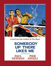Somebody Up There Likes Me - Paul Newman - Region 2 - New Sealed DVD